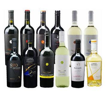 ファルネーゼセットワイン