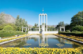 フランス・ユグノー派移民の記念碑