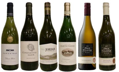 極上の南アフリカワイン白だけ6本セット