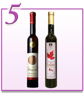 貴腐ワイン・アイスワイン ランキング5位